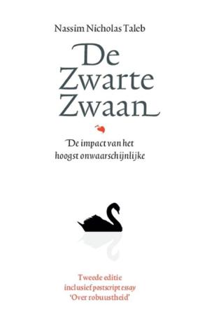 De Zwarte Zwaan  - Nassim Nicholas Taleb