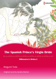 The Spanish Prince S Virgin Bride Harlequin Comics
