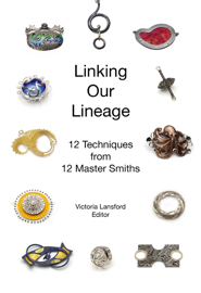 Linking Our Lineage: 12 Techniques from 12 Master Smiths