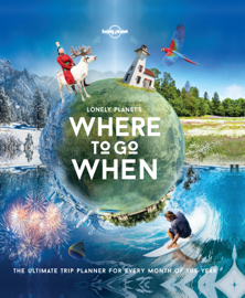 Lonely Planet's Where to go When book