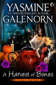 A Harvest of Bones - Yasmine Galenorn book summary