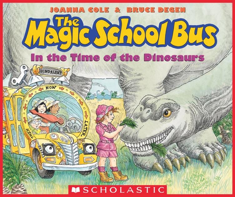 Magic School Bus Explores The World Of Animals
