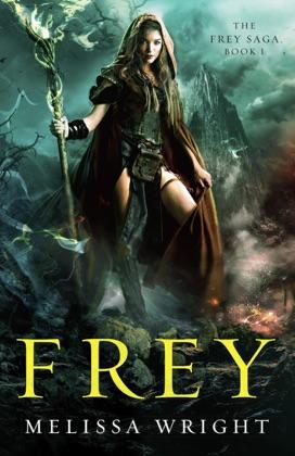 Frey book cover