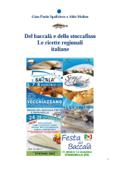 Del baccalà e dello stoccafisso - Le ricette regionali italiane