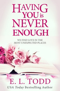 Having You Is Never Enough (Forever and Ever #4) Book Cover