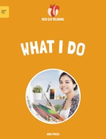 Early Readers: What I Do