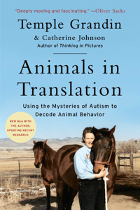 Animals in Translation Boekomslag