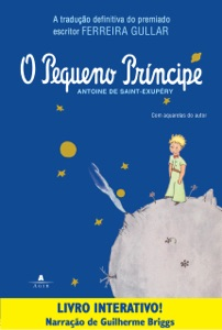 O pequeno príncipe - Versão interativa Book Cover