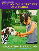 Picking the Right Pet As a Family