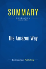 Summary: The Amazon Way
