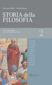 Storia della filosofia - Volume 2 Libro Cover