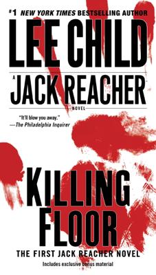 Killing Floor - Lee Child book