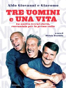 Tre uomini e una vita Libro Cover