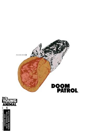 Doom Patrol (2016-2018) #1 - Gerard Way & Nick Derington