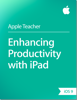 Apple Education - Enhancing Productivity with iPad iOS 9  artwork