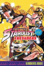 Jojo's - Stardust Crusaders T01