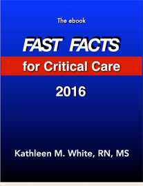 Fast Facts for Critical Care book