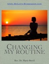 Changing My Routine