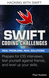 Swift Coding Challenges book