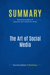 Summary The Art Of Social Media
