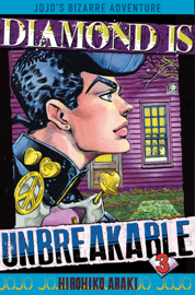 Jojo's - Diamond is unbreakable T03