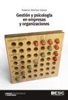 Gestin Y Psicologa En Empresas Y Organizaciones