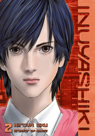 Inuyashiki Volume 2