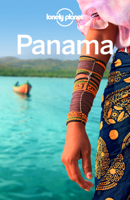 Panama Travel Guide - Lonely Planet book