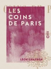 Download and Read Online Les Coins de Paris