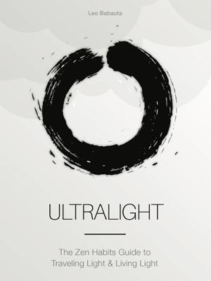 Ultralight - Leo Babauta book