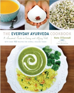 The Everyday Ayurveda Cookbook Book Cover