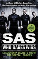Anthony Middleton, Jason Fox, Matthew Ollerton & Colin Maclachlan - SAS: Who Dares Wins artwork
