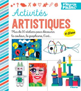 Activités artistiques Couverture de livre