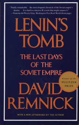 Lenin's Tomb - David Remnick book
