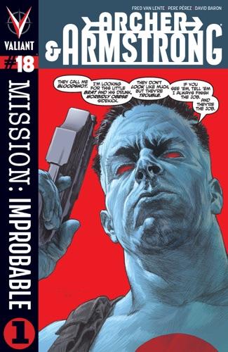 Fred Van Lente, Pere Pérez & David Baron - Archer & Armstrong (2012) Issue 18