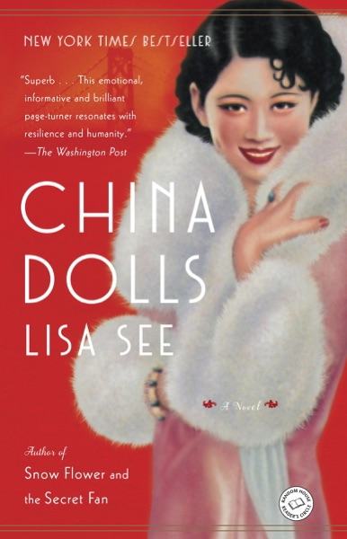 China Dolls - Lisa See book cover