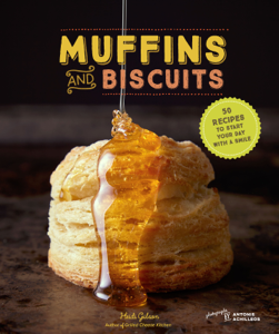 Muffins & Biscuits Book Cover