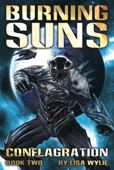 Burning Suns: Conflagration (Book Two)