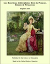 Les Bourbons Bibliophiles Rois  Princes Reines  Princesses