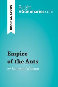 Empire of the Ants by Bernard Werber (Book Analysis) Copertina del libro