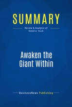 Summary: Awaken The Giant Within