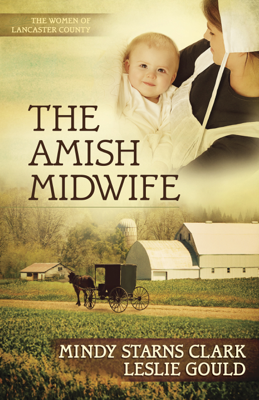 The Amish Midwife - Mindy Starns Clark & Leslie Gould book