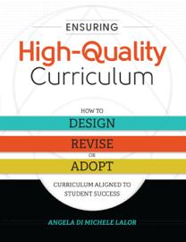 Ensuring High-Quality Curriculum book