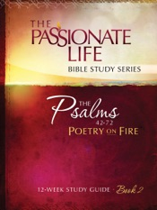Psalms: Poetry on Fire Book Two 12-Week Study Guide
