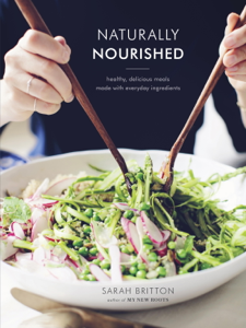 Naturally Nourished Cookbook Book Cover