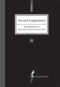 Che cos'è il vegetarismo? Libro Cover