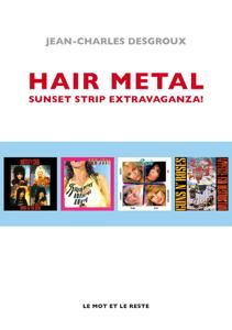 Hair Metal Copertina del libro