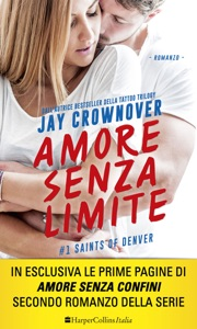 Amore senza limite di Jay Crownover Copertina del libro