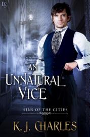 An Unnatural Vice book