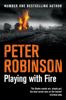 Peter Robinson - Playing With Fire artwork